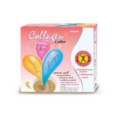 กาแฟเนเจอร์กิฟคอฟฟี่ คอลลาเจน+B12 13.5 กรัม (10 ซอง/กล่อง)