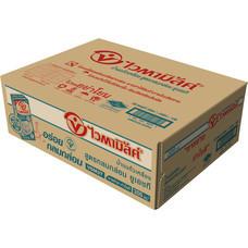 ถั่วเหลือง UHT ไวตามิลค์สูตรกลมกล่อม 300 มิลลิลิตร (ขายยกลัง 36 กล่อง)