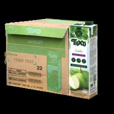 ทิปโก้ น้ำฝรั่ง 100% 1000 มล. (ยกลัง 12 กล่อง)