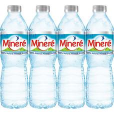 มิเนเร่ น้ำแร่ 500 มิลลิลิตร แพ็ก12