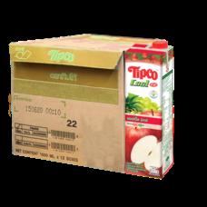 ทิปโก้ คูลฟิต แอปเปิ้ลมิกซ์ 1000 มล. (ยกลัง 12 กล่อง)