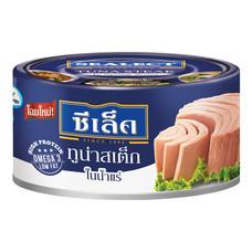 ซีเล็คทูน่าสเต็กในน้ำแร่ 80 กรัม