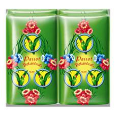 สบู่พฤกษานกแก้วสีเขียว(พ4)