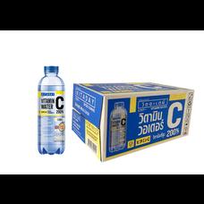 วิตอะเดย์ น้ำดื่มเพิ่มคุณค่า ฮันนี่เลมอน (วิตามินซี) 480 มล. (ยกลัง 24 ขวด)