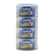 นอติลุสทูน่าสเต็กน้ำมันถั่วเหลือง 170 กรัม แพ็ก 4