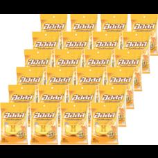 ฮอลล์ ลูกอมซูทเตอร์น้ำผึ้งเลมอนถุง 28กรัม(แพ็ก24)