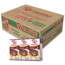 ไวตามิ้ลค์ข้าวบาร์เล่ย์กล่อง นมถั่วเหลืองUHT 300มิลลิลิตร (ขายยกลัง 36 กล่อง)
