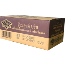 นมอัลมอนด์บรีซ รสช็อกโกแลต 180 มิลลิลิตร (ขายยกลัง 24 กล่อง)