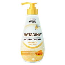 เบตาดีนครีมอาบน้ำมานูกาฮันนี่ (ปั๊ม)