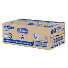 UHT เอ็นฟาโกรสูตร3จืด 180 มิลลิลิตร (ขายยกลัง 24 กล่อง)