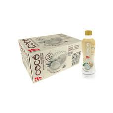 อีฟโคโค่ น้ำมะพร้าวเผา 350 มิลลิลิตร (ยกลัง 24 ขวด)