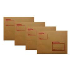 ไซเบอร์แลนด์ ซองกระดาษกันกระแทก 7X10 นิ้ว(บรรจุ 3 ชิ้นในแพ็ก) 2 แพ็ก 6 ชิ้น