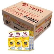 ไวตามิลค์สูตรเจ ถั่วเหลืองUHT 250 มิลลิลิตร (ขายยกลัง 36 กล่อง)