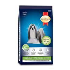 สมาร์ทฮาร์ทอาหารสุนัข  เวจจี้แพ็ก 3 กิโลกรัม