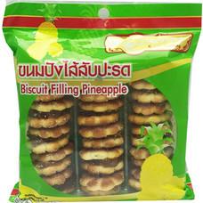 ลานทอง ขนมปังไส้สับปะรด 100 กรัม