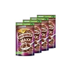เนสท์เล่โกโก้ครั้นซ์แม็กซ์ ซีเรียลอาหารเช้า 60 กรัม 1X4