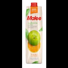 มาลี น้ำส้มเขียวหวาน 100% 1 ลิตร