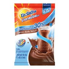 โอวัลติน3in1 สูตรน้ำตาลน้อย แพ็ค 5