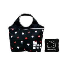 กระเป๋าถือ Hello Kitty Black