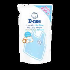 ดีนี่น้ำยาซักผ้าเด็กนิวบอร์น ฟ้า 600 มิลลิกรัม