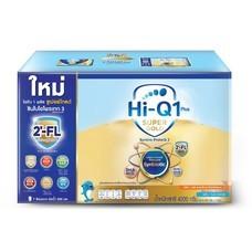 นมผงไฮคิว ซุปเปอร์โกลด์ สูตร3 4200 กรัม