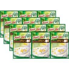 คนอร์เอนเนอร์จีคัพโจ๊ก รสไข่ฟูหมู ซอง 35กรัม แพ็ก 12 ซอง
