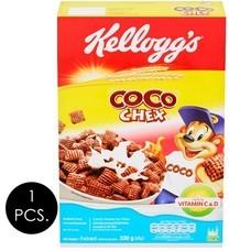 อาหารเช้าเคลล็อกส์ โกโก้ เช็กส์ 330 กรัม 1 กล่อง