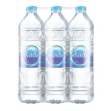 คริสตัลน้ำดื่ม 1500 มิลลิลิตร แพ็ก 6 ขวด
