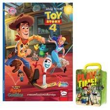 TOY STORY 4 + Tin Box (สีเขียว)