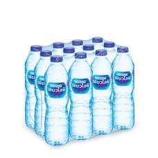 เพียวไลฟ์ น้ำดื่ม 600 มิลลิลิตร แพ็ก 12