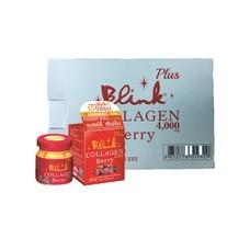 บริ๊งค์คอลลาเจนเบอร์รี่ เครื่องดื่มน้ำรสเบอร์รี่รวม 23% ขนาด 42 มิลลิลิตร