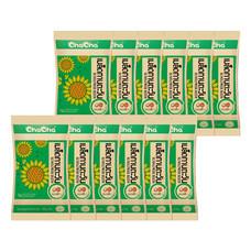 ชาช่า เมล็ดทานตะวันกลิ่นมะพร้าว 45กรัม(แพ็ก12)