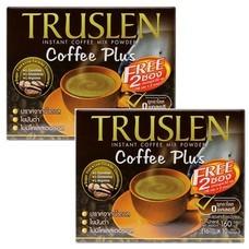 ทรูสเลนคอฟฟี่พลัส กาแฟ 3in1 กล่อง (แพ็ก 2 )