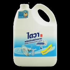 ไดวาน้ำยาล้างจานสูตรอนามัย3800มล.