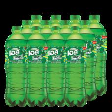 เอสน้ำเขียว 1 ลิตร แพ็ค12