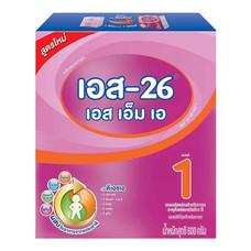 เอส 26 เอสเอ็มเอ นมผงสูตร 1 สำหรับทารกวัยแรกเกิดขึ้นไป 350 ก.