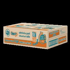 UHTโฟร์โมสต์โอเมก้า3จืด  110 มิลลิลิตร (ขายยกลัง 48กล่อง)