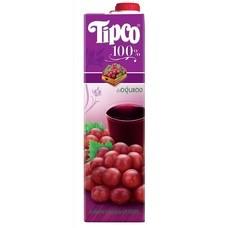 ทิปโก้ น้ำองุ่นแดง 100% ขนาด 1 ลิตร