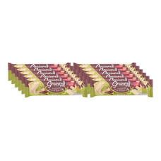 เกรนเน่ ธัญพืชอัดแท่ง มัทฉะกรีนที 20 ก. (12 ชิ้น/แพ็ก)