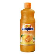 ซันควิกน้ำส้มเข้มข้น 330 มล.
