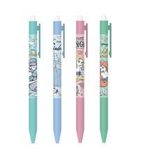 ปากกาเจลกดลบได้น้ำเงิน Princess DN คละแบบ (แพ๊ก4)