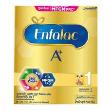 เอนฟาแลคเอพลัส นมผงสูตร 1 สำหรับทารกวัยแรกเกิดขึ้นไป 550 ก.
