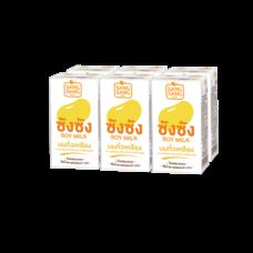 ซังซังนมถั่วเหลืองUHT 300 มิลลิลิตร แพ็ก 6