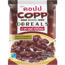 คอปป ซีเรียลอาหารเช้า รสช็อกโกแลต 34 กรัม 1X6