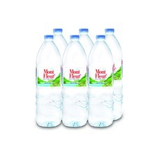 มองต์เฟลอร์น้ำแร่ 1500 มิลลิลิตร (แพ็ก6)