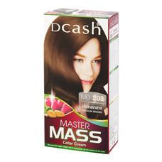 มาสเตอร์แมส ครีมสีผมน้ำตาลกลาง MB203