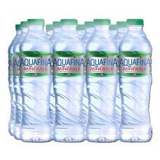 น้ำแร่อควาฟิน่า550มล.(พ12)