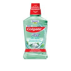 คอลเกตน้ำยาบ้วนปากเกลือสมุนไพร500มล.