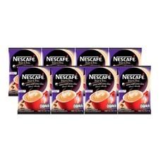 เนสกาแฟ3in1 เบลนด์แอนด์บรู สูตรน้ำตาลน้อย แพ็ก 9 ซอง