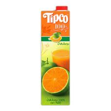 ทิปโก้ลิตร น้ำส้มโชกุน100%